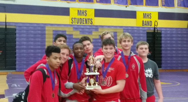 Wrestling Results from the Andy Bates Invitational