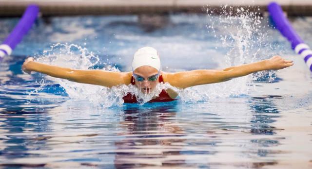 Irish swim strong at Thunderbird Invitational in Lima #GoIrish