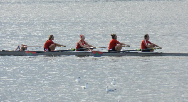 Irish Rowing Team to begin Practices next week  #GoFarGoIrish