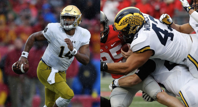 The Blade / BCSN: Browns pick Central Catholic grad Kizer in second round