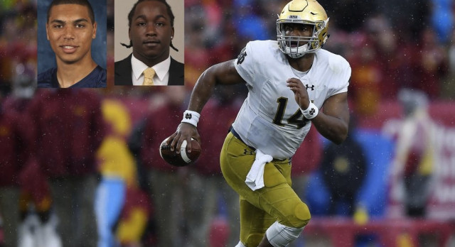 The Blade / BCSN: NFL draft: Kizer to Browns, 2 others local also taken
