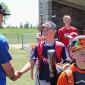 Fighting Irish Baseball Camp Photos #GoFarGoIrish