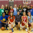 Lady Irish Basketball Camp Photos #GoFarGoIrish