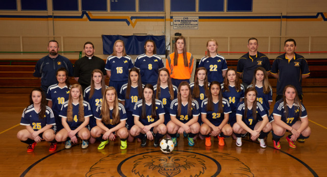 Girls Soccer Trio Named to All News Herald Team