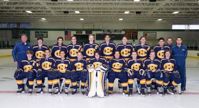 Three Monarchs Named to All News Herald Hockey Team