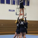 Competitive Cheer – CHSL Championships @ Ladywood HS (31 Jan 16)