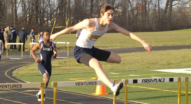 Banghart Named to All News Herald Track Team
