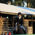 CHS Equestrian Team – Wayne County Fairgrounds (25 Sept. 16)