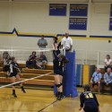 Varsity Volleyball vs. Shrine (Home-10/06/16)