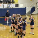 JV Volleyball vs. Bishop Foley (09/29/16)