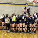 Varsity Volleyball vs. Riverview GR (District – Game 1)