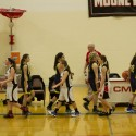 JV Girls Basketball vs. Cardinal Mooney (02.11.17)
