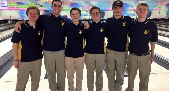 Boys Bowling Qualifies for State Final!