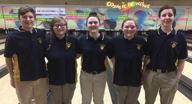 Bowling Teams Fare Well at State Finals