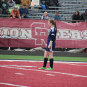 Girls Varsity Soccer vs. Riverview GR (3-1 Monarch Victory) 28 Mar 17