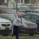 CHS Varsity Girls Tennis – Woodhaven Early Bird Quad (25 March 17)