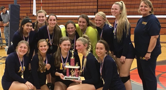 Volleyball Finishes Runner Up