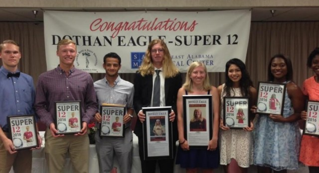 Dothan Eagle Super 12 Soccer and Tennis