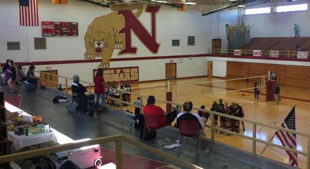 Cougar Volleyball Hosts 10-Team Tournament