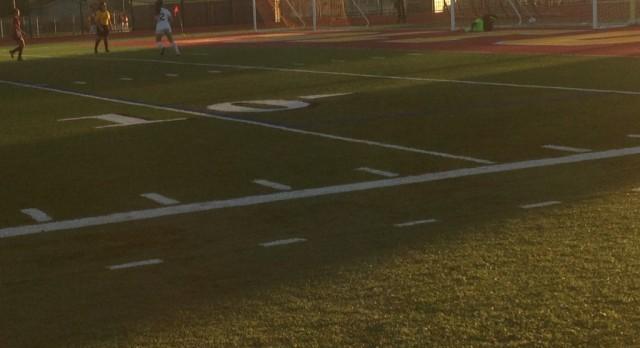 Colton High School Girls Varsity Soccer beat Hillcrest High School 3-1