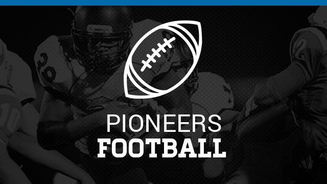 Pioneer Football Wins Opener!