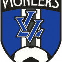 Pioneer Soccer Boys Logo