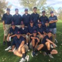 Varsity Golf – Team Photo – 2015