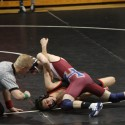 Wrestling Divisionals Day 1