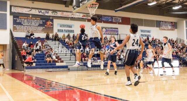 Boys Basketball Dec 2 at Copper Hills