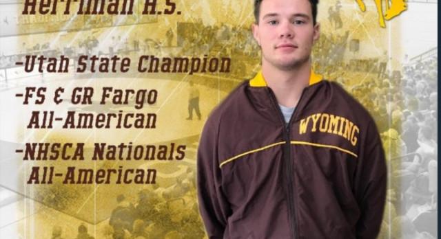 Congratulations Logan Jensen!