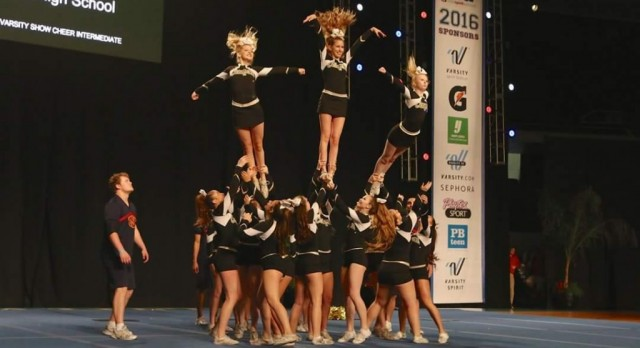 Cheer Headed to Final Round of Nationals!