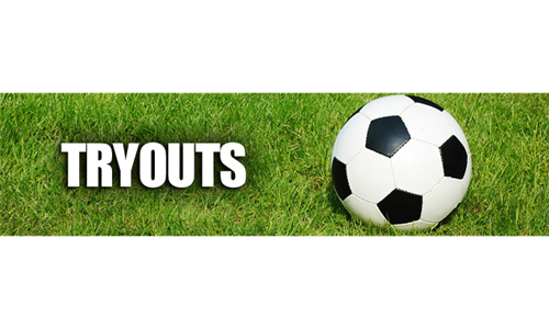 Boys Soccer Try-out 2016-2017
