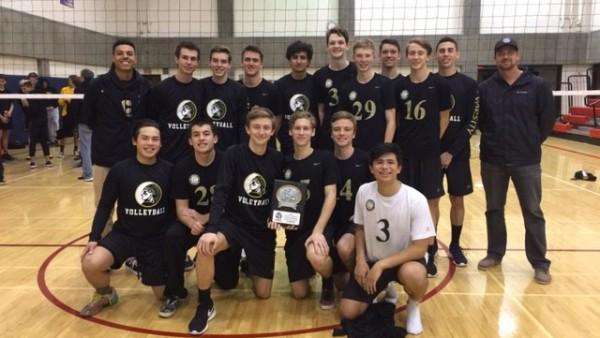 Boys Volleyball Silver