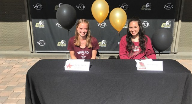 Comanche Signing Day