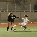 Canyon Girls Varsity Soccer vs. Yorba Linda HS – 2 – 8 – 17