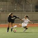 Canyon Girls Varsity Soccer vs. Yorba Linda HS – 2 – 8 – 17