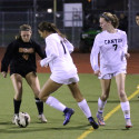 Canyon Girls Varsity Soccer vs. Esperanza HS – 2 – 2 – 17