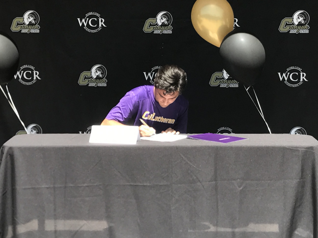 Signing Day 4