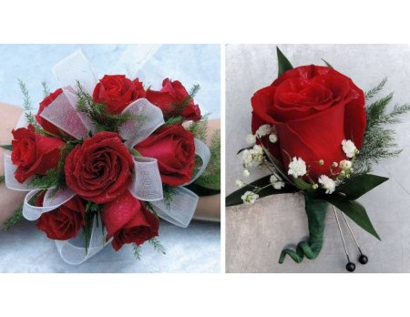 Order Your Prom Corsage & Boutonniere Here!
