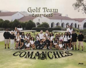 Girls Golf Program Pic 2017