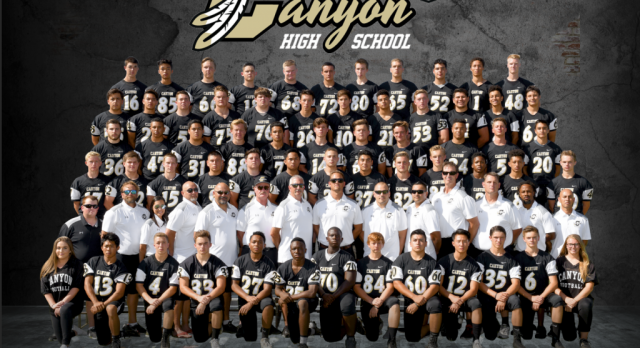 2017-18 Football Team Pictures