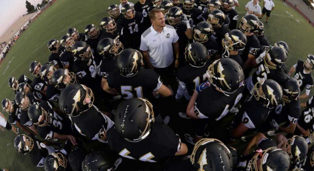 Coach Ogas Named Chargers Coach of the Week