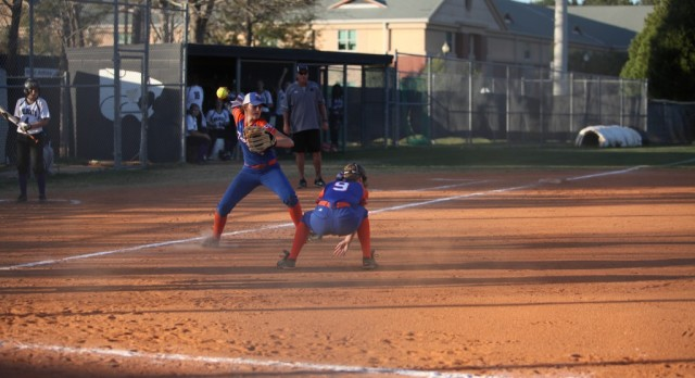 Varsity Softball Wins Against Colleton County