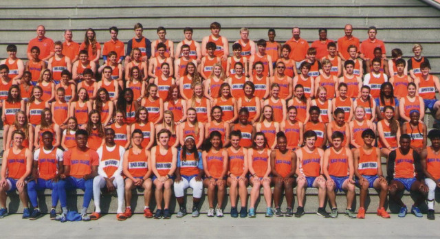 Track and Field Head to State Meet