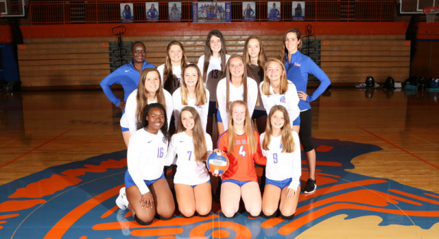 JV Volleyball Earns Record Undefeated Season!