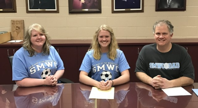 Buckallew Signs with SMWC