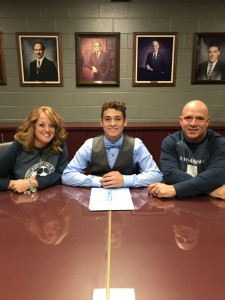 Sean Beaver Signing with SMWC