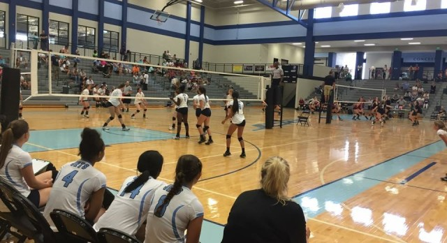 Volleyball Set To Take Flight In Season Opener