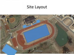 Three phases of facility improvement are in the works.