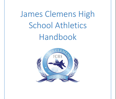 James Clemens Athletic Handbook